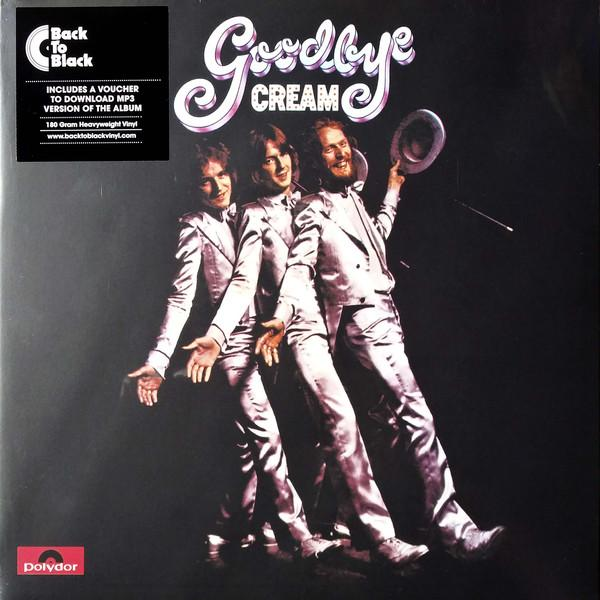 Cream - Goodbye (Reissue)Vinyl