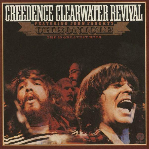 Creedence Clearwater Revival - Chronicle, The 20 Greatest Hits (2LP)Vinyl