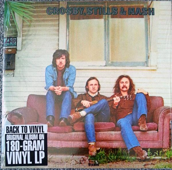 Crosby, Stills & Nash - Crosby, Stills & Nash (Reissue)Vinyl