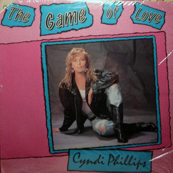 "Cyndi Phillips - The Game Of Love (12"", Used)Used Records"