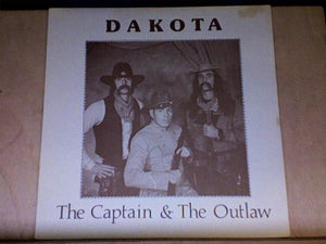 Dakota - The Captain & The Outlaw (LP, Album, Used)Used Records