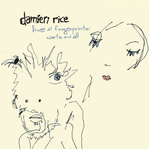 Damien Rice - Live At Fingerprints: Warts And All (Limited Edition)Vinyl