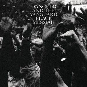 D'Angelo And The Vanguard - Black Messiah (2LP)Vinyl
