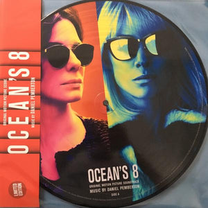 Daniel Pemberton - Ocean's 8 (2LP, Limited Edition, Picture Disc)Vinyl