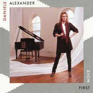 Daniele Alexander - First Move (LP, Album, Promo, Used)Used Records