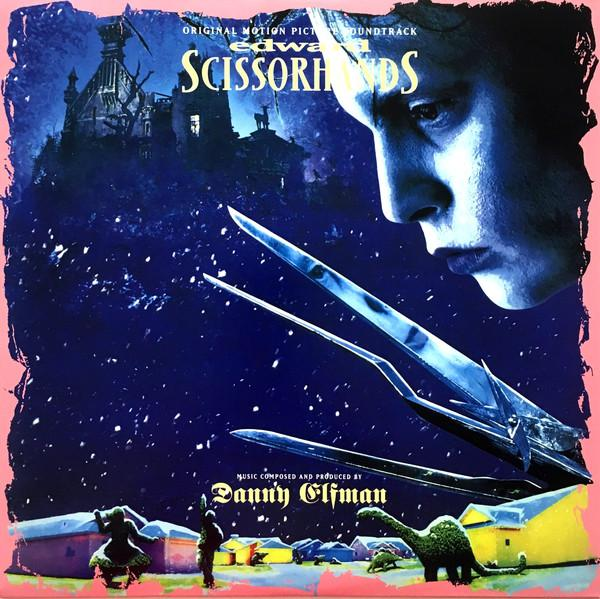 Danny Elfman - Edward Scissorhands (Original Motion Picture Soundtrack) (Reissue)Vinyl