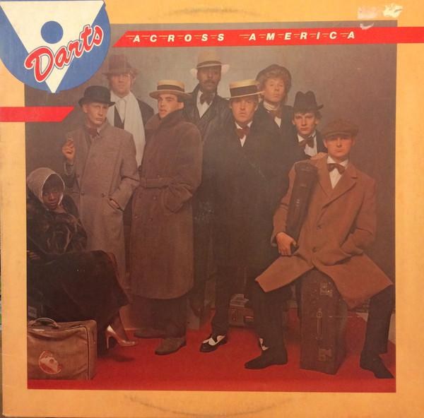 Darts - Across America (LP, Promo, Used)Used Records