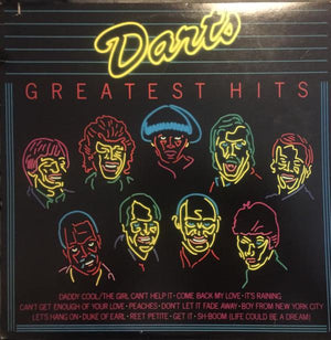 Darts - Greatest Hits (LP, Comp, Used)Used Records