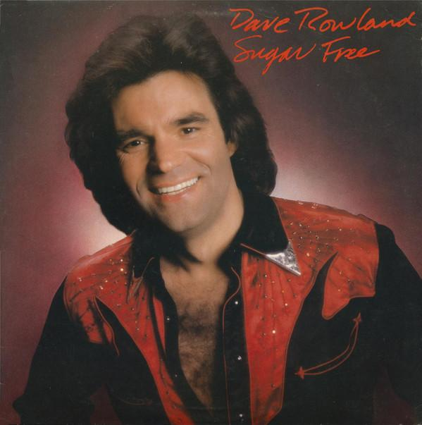 Dave Rowland - Sugar Free (LP, Album, Used)Used Records