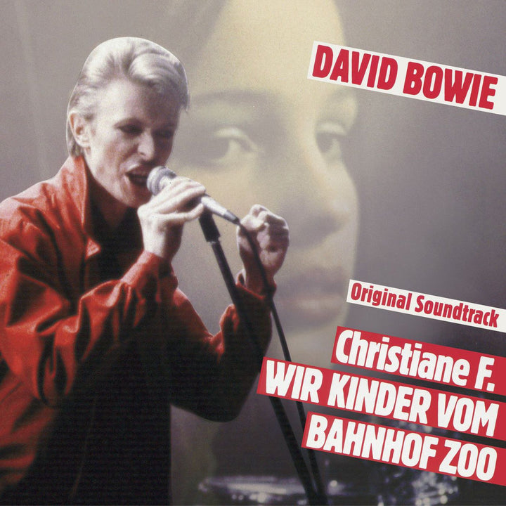 David Bowie - Christiane F. Wir Kinder Vom Bahnhof Zoo (Limited Edition, Reissue)Vinyl