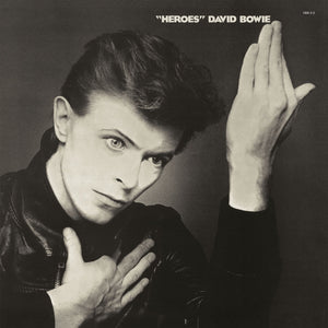 David Bowie - Heroes (Reissue, Remastered)Vinyl