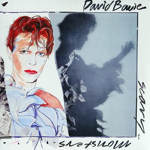 David Bowie - Scary Monsters (Reissue, Remastered)Vinyl