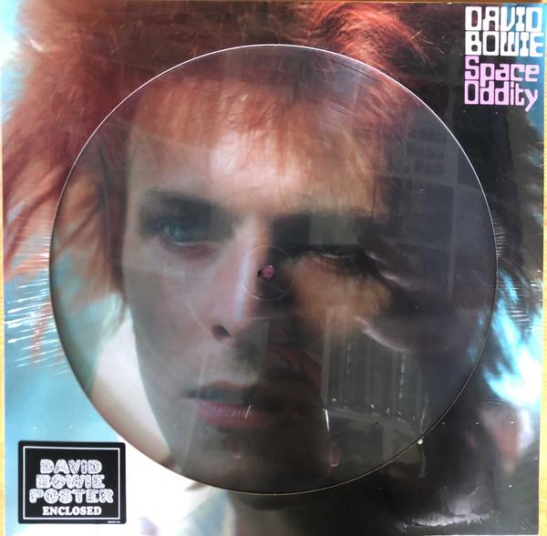 David Bowie - Space Oddity (Limited Edition, Picture Disc, Reissue, Remastered)Vinyl