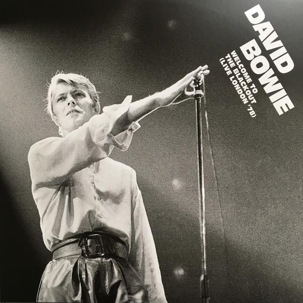 David Bowie - Welcome To The Blackout (Live London '78) (3LP, Limited Edition)Vinyl