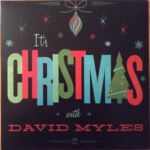 David Myles - It's ChristmasVinyl