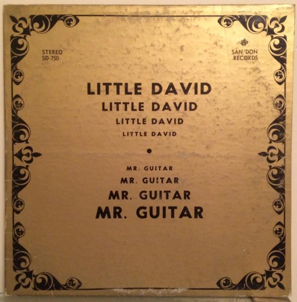 David Smith - Mr. Guitar (LP, Used)Used Records