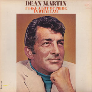 Dean Martin - I Take A Lot Of Pride In What I Am (LP, Album, Used)Used Records