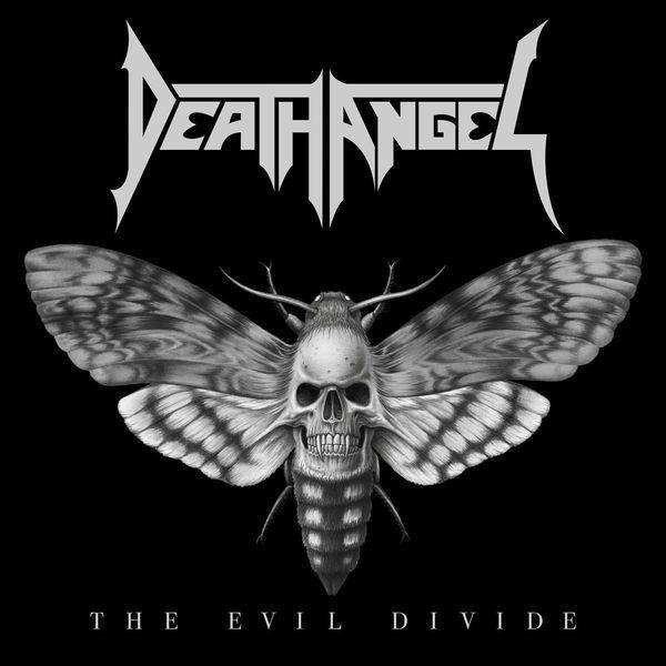 Death Angel - The Evil Divide (1-sided, Etched, Limited Edition)Vinyl