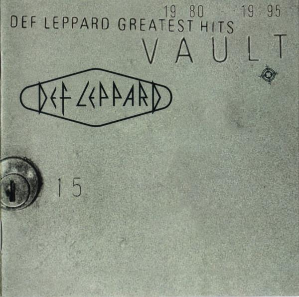 Def Leppard - Vault: Def Leppard Greatest Hits 1980-1995Vinyl