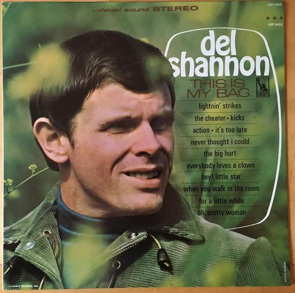 Del Shannon - This Is My Bag (LP, Used)Used Records