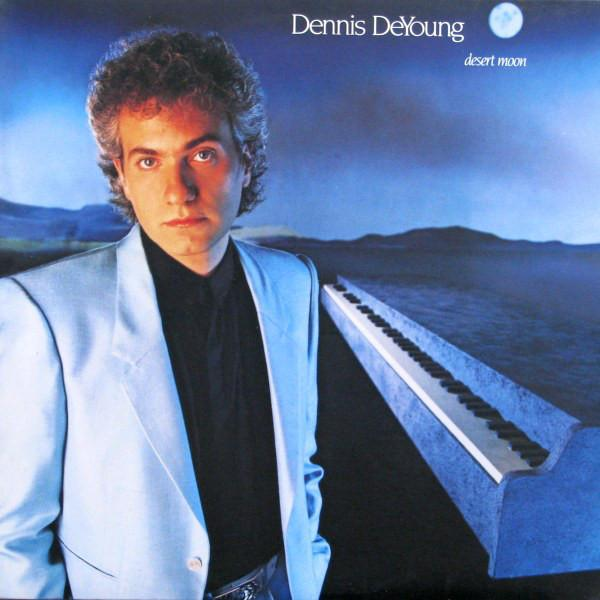 Dennis DeYoung - Desert Moon (LP, Album, Used)Used Records