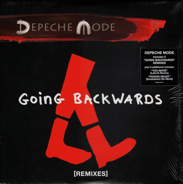 Depeche Mode - Going Backwards [Remixes]Vinyl