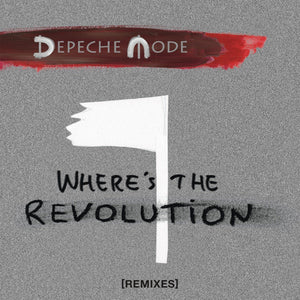 Depeche Mode - Where's The Revolution [Remixes] (2LP, Single)Vinyl