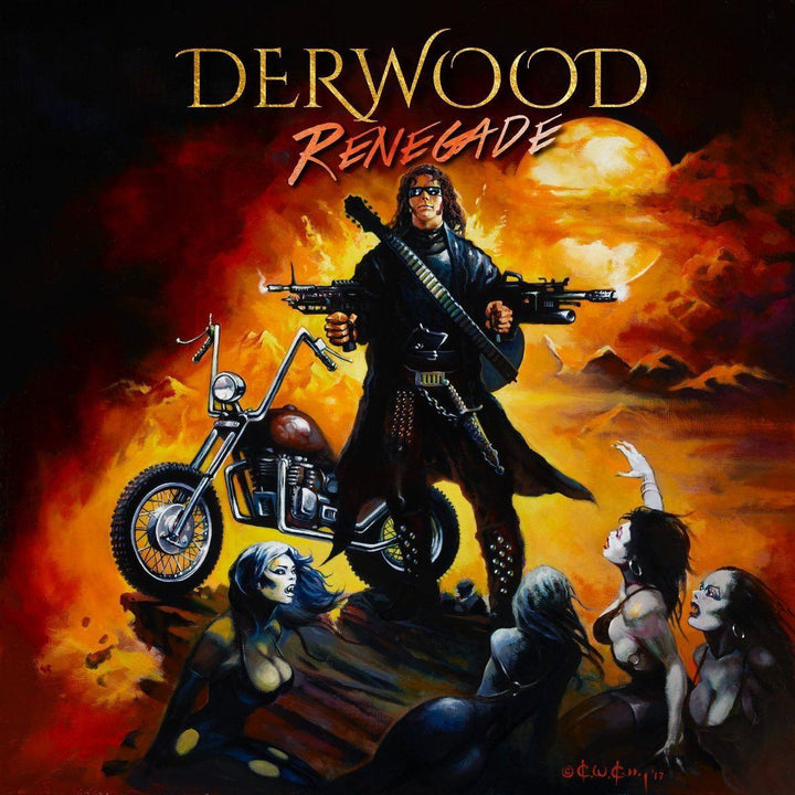 Derwood - RenegadeVinyl