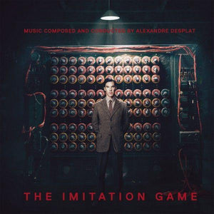 Desplat, Alexandre - The Imitation Game (Original Motion Picture Soundtrack)Vinyl