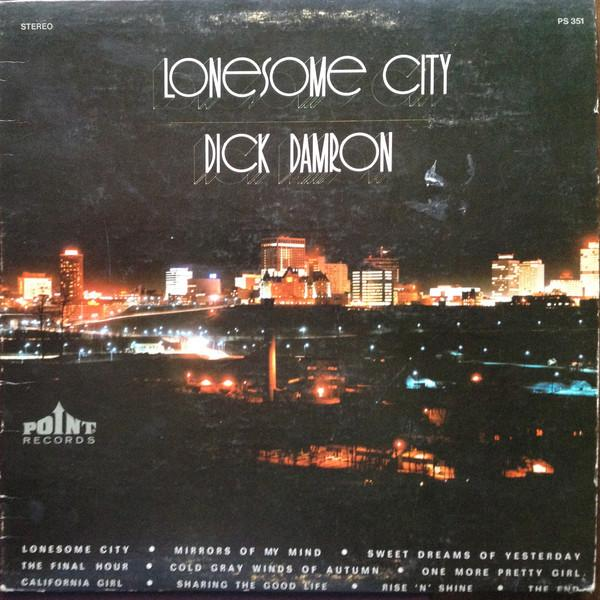 Dick Damron - Lonesome City (LP, Album, Used)Used Records