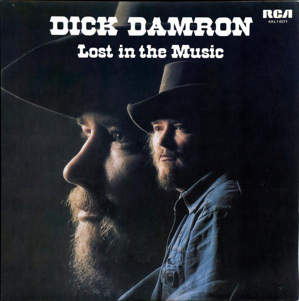 Dick Damron - Lost In The Music (LP, Album, Used)Used Records