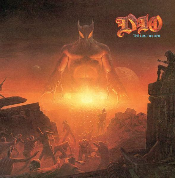Dio - The Last In Line (Reissue)Vinyl