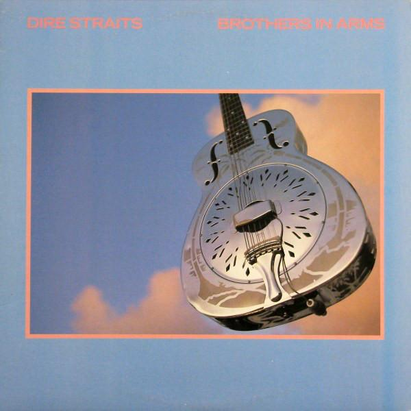 Dire Straits - Brothers In Arms (LP, Album, Club, Used)Used Records