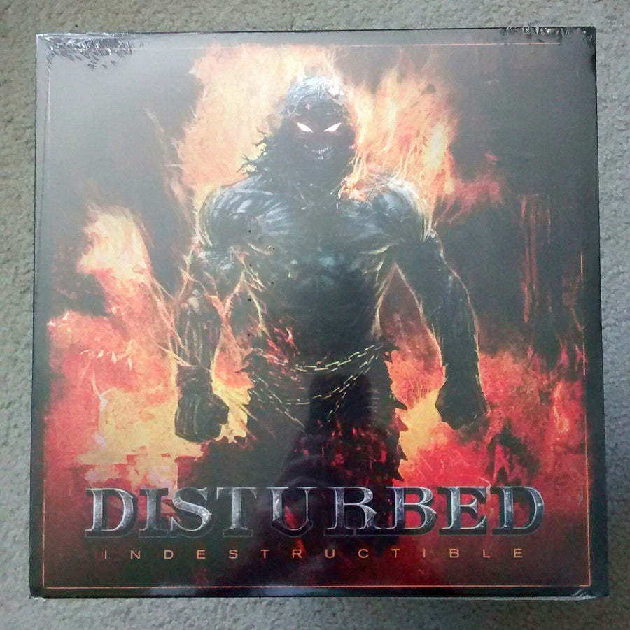 Disturbed – IndestructibleVinyl