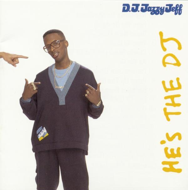 DJ Jazzy Jeff & The Fresh Prince - He's The DJ, I'm The Rapper (2LP, Reissue)Vinyl