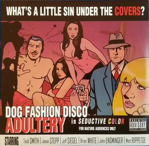 Dog Fashion Disco - Adultery (2LP, Reissue)Vinyl