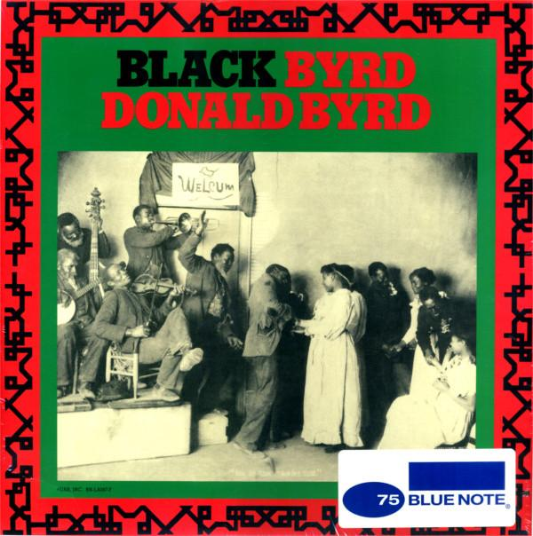 Donald Byrd - Black Byrd (Reissue, Remastered)Vinyl