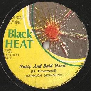 "Donovan Drummond - Natty And Bald Head (12"", Used)Used Records"