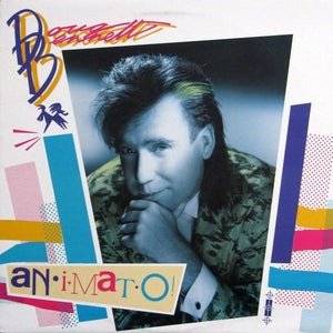 Doug Bennett - Animato (LP, Album, Used)Used Records