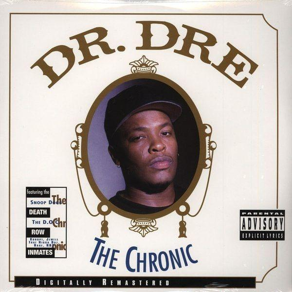 Dr. Dre - The Chronic (2LP, Remaster)Vinyl