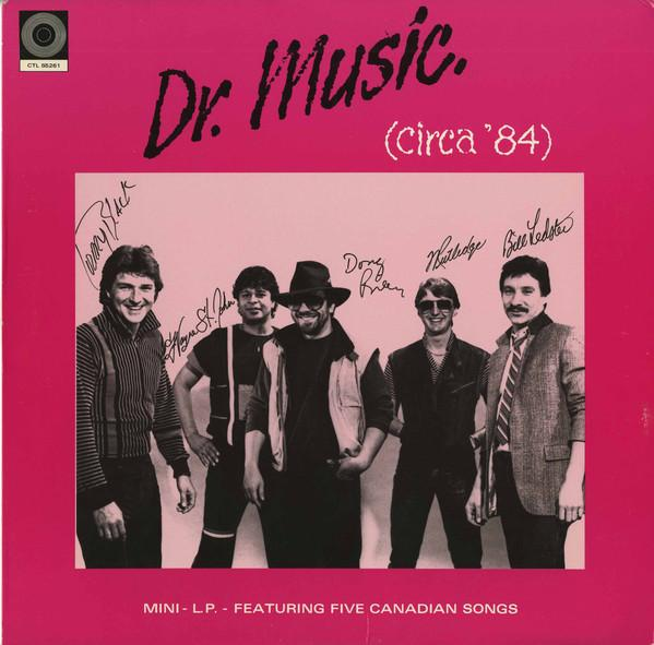 Dr. Music - Circa '84 (LP, MiniAlbum, Used)Used Records