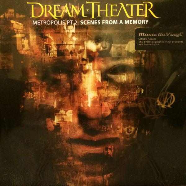 Dream Theater - Metropolis Pt. 2: Scenes From A Memory (2LP)Vinyl