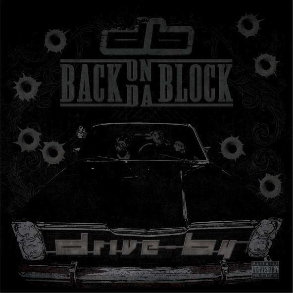Drive-By - Back On Da Block (EP, Etched, Limited Edition)Vinyl