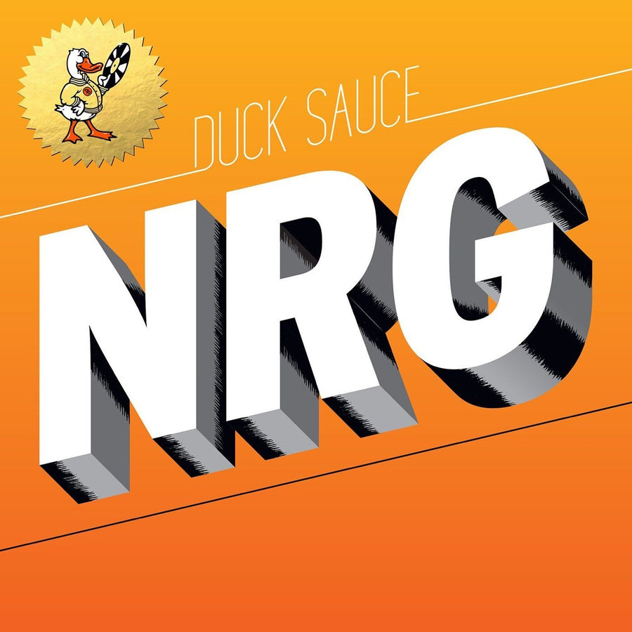 Duck Sauce - NRG (Limited Edition)Vinyl