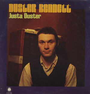 Duster Bennett - Justa Duster (LP, Used)Used Records