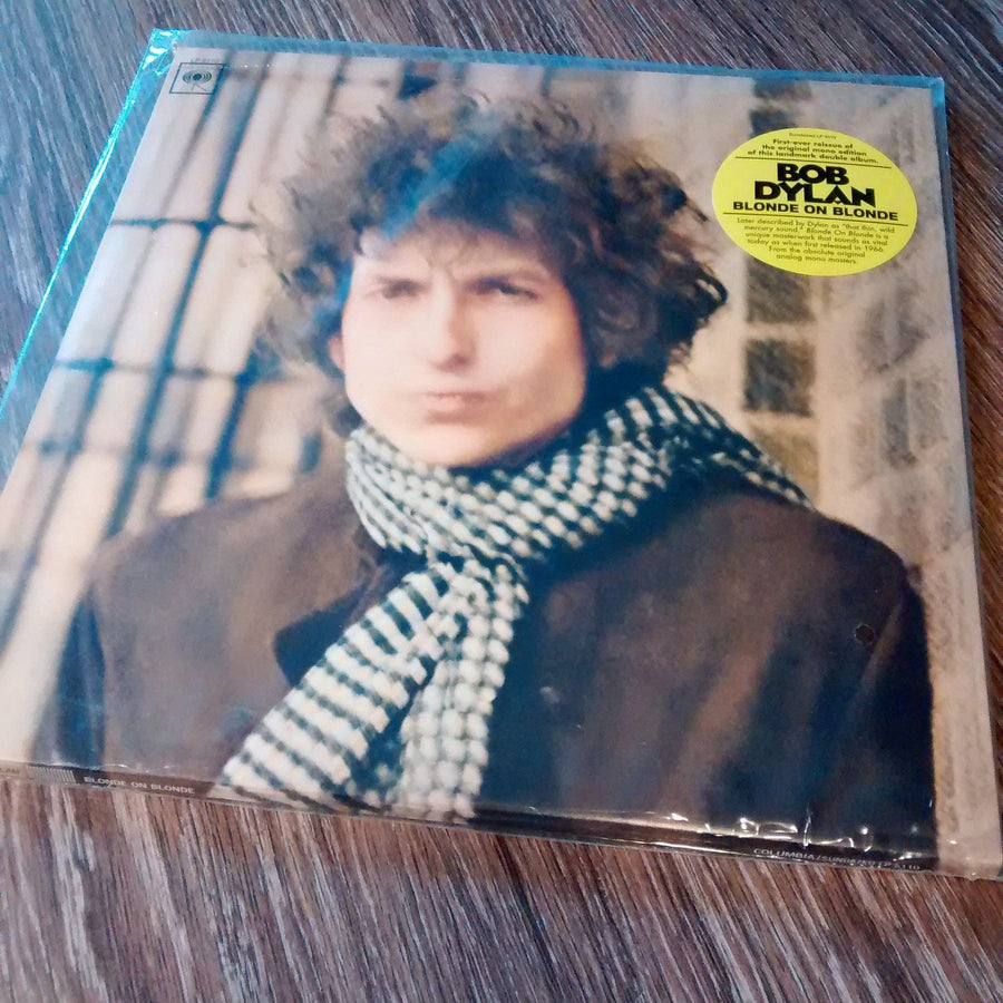 Dylan, Bob - Blonde On Blonde (2LP, 180 gram, Reissue, Mono)Vinyl
