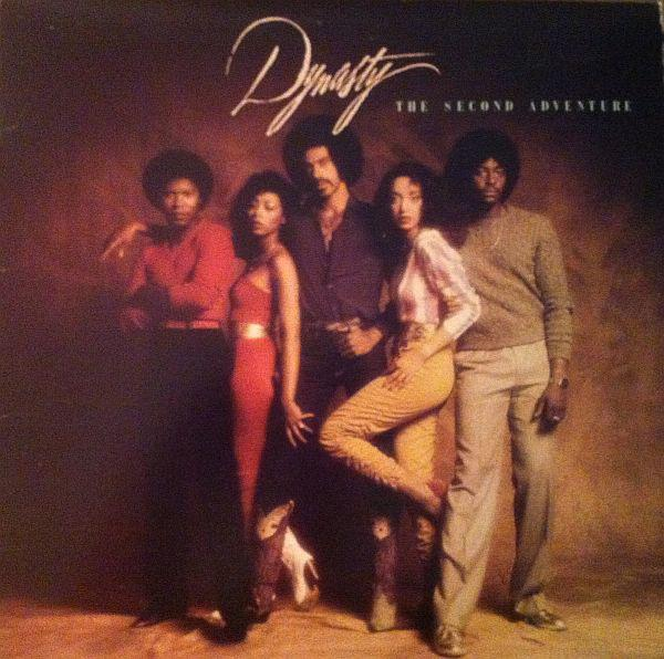 Dynasty - The Second Adventure (LP, Album, Used)Used Records
