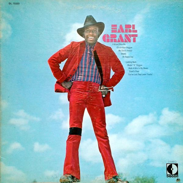 Earl Grant - Earl Grant (LP, Album, Gat, Used)Used Records