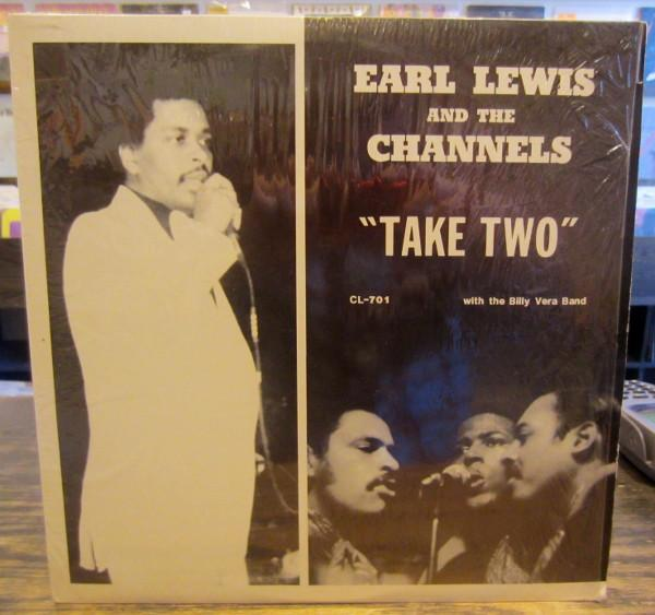 Earl Lewis - Take Two (LP, Album, Used)Used Records