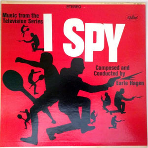 "Earle Hagen - ""I Spy"" Music From The Television Series (LP, Album, Used)Used Records"